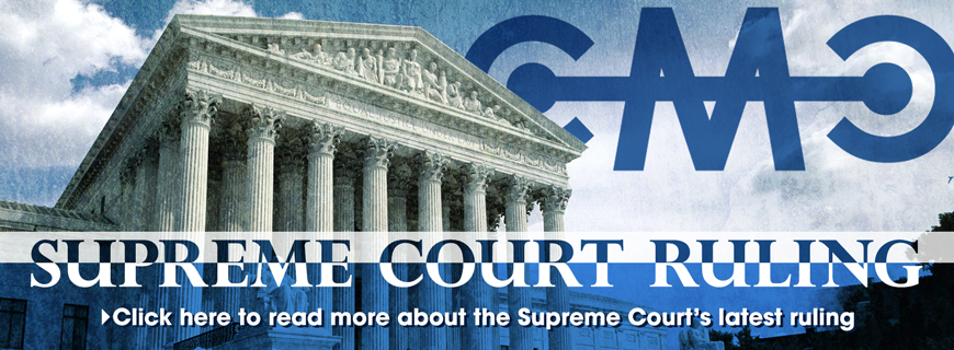 Supreme Court Ruling | Click here to read more about the Supreme Court's latest ruling